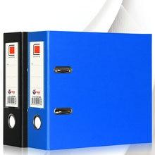 Высоковместительный рычажный скоросшиватель с арочным зажимом, связующий A5 A3, 2 кольца, связующий офисный бумажный файл, органайзер, папка для документов