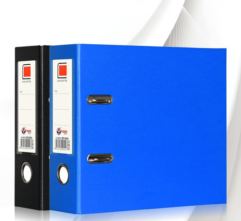 High Capacity Lever Arch File Folder Binder A5 A3 2 Ring Binder Office Paper File Organizer Document Folder