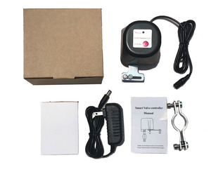 Image 5 - Tuya Alexa Google ev IFTTT akıllı kablosuz kontrol gaz su vanası akıllı yaşam WiFi sensörü bağlantı kapalı denetleyici