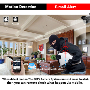 Image 5 - Sony 16CH AHD 1080N 1080P DVR CCTV Home Security Kamera System 16PCS IR Outdoor 1200TVL Video Überwachung Home nacht vision kit