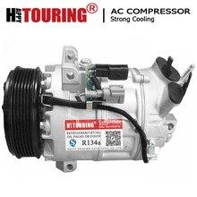 For NISSAN XTRAIL T31 RENAULT LAGUNA MEGANE SCENIC III AC Compressor 92600EN22A 92600EN22B 8200869742 8200720780 8200909753