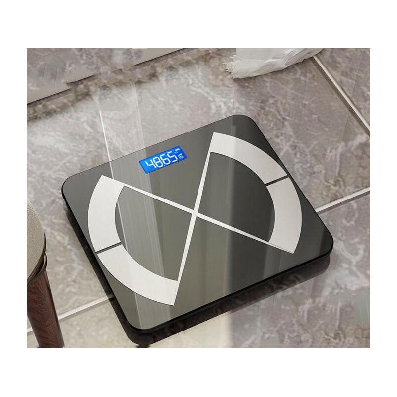 Интеллектуальная электронная шкала ИМТ жира для тела точные бытовые весы