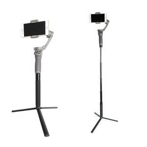 Image 1 - Stativ und Erweiterung Pole Set, handheld Selfie stick für Gimbal Stabilisator/DJI Osmo Mobile 3 2/ZHIYUN/Feiyu Montieren Zubehör