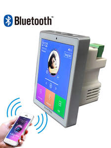 Tf-Card-Function Amplifier Audio Fm-Radio Touch-Screen Bluetooth Mini Smart Home Wireless