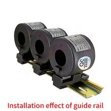 3 шт. Зажим ток сенсорный трансформатор core KCT 50A 75A 100A 150A 200A Din Rail CT датчик