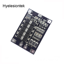 4S BMS 18650 BMS 4S 40A 14.8V 16.8V Balance Lipo Li-ion Lithium Battery Protection Circuit Board BMS Charger PCB Electric Drill