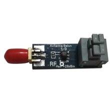 G10-003 Mini 1:9 HF antena Balun SMA-F odbiornik dla amatorskiego pasma częstotliwości 160M-6M