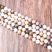 Hot Sale Natural Stone Fenaobao Beads 15.5 Pick Size: 4 6 8 10 mm fit Diy Charms Beads Jewelry Making Accessories