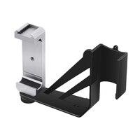 Suporte do tripé do suporte do grampo do telefone móvel completo handheld para o bolso de osmo suporte fixo da montagem com sapata fria 1/4 Polegada parafuso|Pedestal microfone|   -
