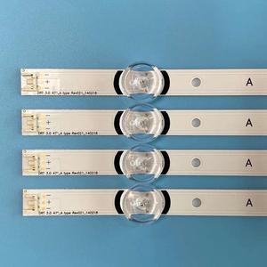 Image 2 - Led hintergrundbeleuchtung streifen Für 6916L LC470DUE FG A1 A2 A3 A4 M1 M2 M3 M4 47LB570U 47LB570V 47LB572V 47LB580B 47LY540S 47LF5800 47LF5610