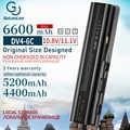 Golooloo 6 cellules batterie d'ordinateur portable pour HP Pavilion DV4 DV5 DV6 G71 G50 G60 G61 G70 HSTNN-IB72 HSTNN-LB72 HSTNN-LB73 HSTNN-UB72