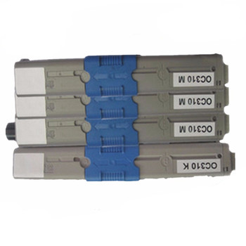 Compatible Color Toner Printer Cartridge Replacement MC562 MC561 MC 562 561 M C562 44973508 44469722 - 44469724 Laser Printer