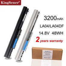 Batterie dordinateur portable, LA04, LA04DF, pour HP Pavilion TouchSmart 14 15 248 G1 350 G1 HSTNN YB5M HSTNN UB5N HSTNN Y5BV/DB5M, 728460 001