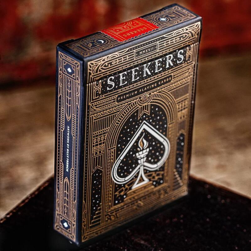 1-deck-bicycle-seekers-playing-cards-magic-cards-paper-magic-category-font-b-poker-b-font-cards-for-professional-magician
