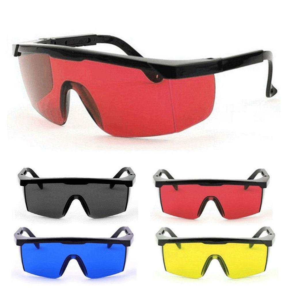 Protective Glasses Anti UV-C 253.7nm UV Safety Glasses Goggles Ultraviolet Eyes Protection Visor Brand New Durable