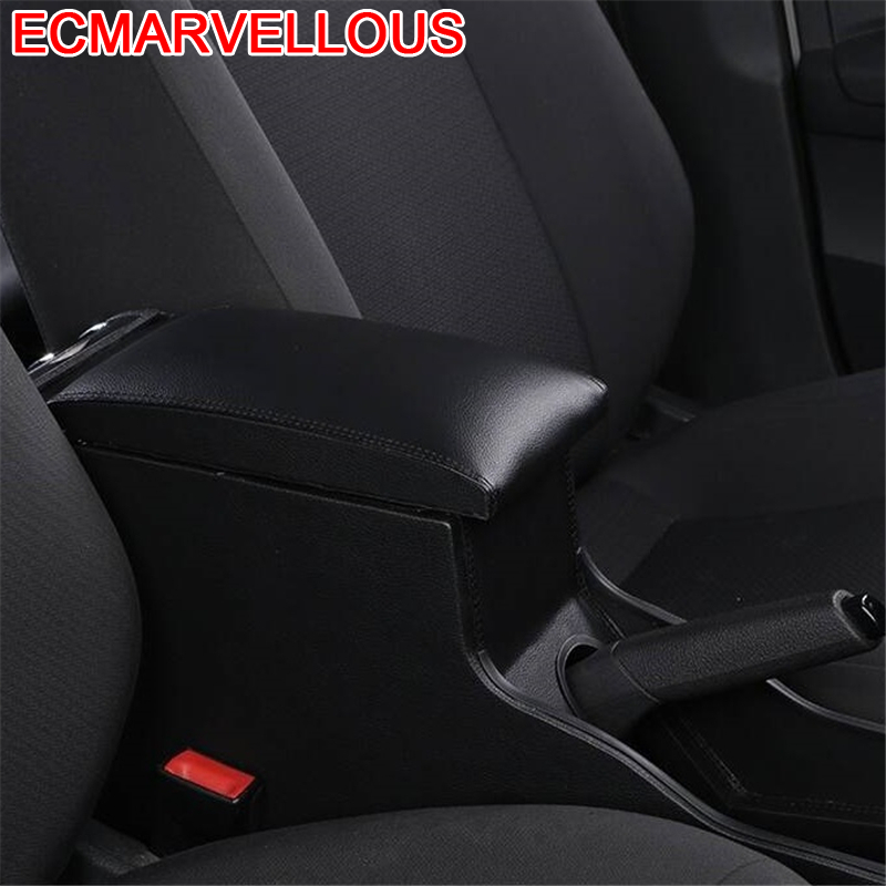 Accessory Auto Parts Modification Automobile Decoration Upgraded Decorative Arm Rest Styling Car Armrest 18 FOR Skoda Rapid-in Armrests from Automobiles & Motorcycles on EC Clothes Store