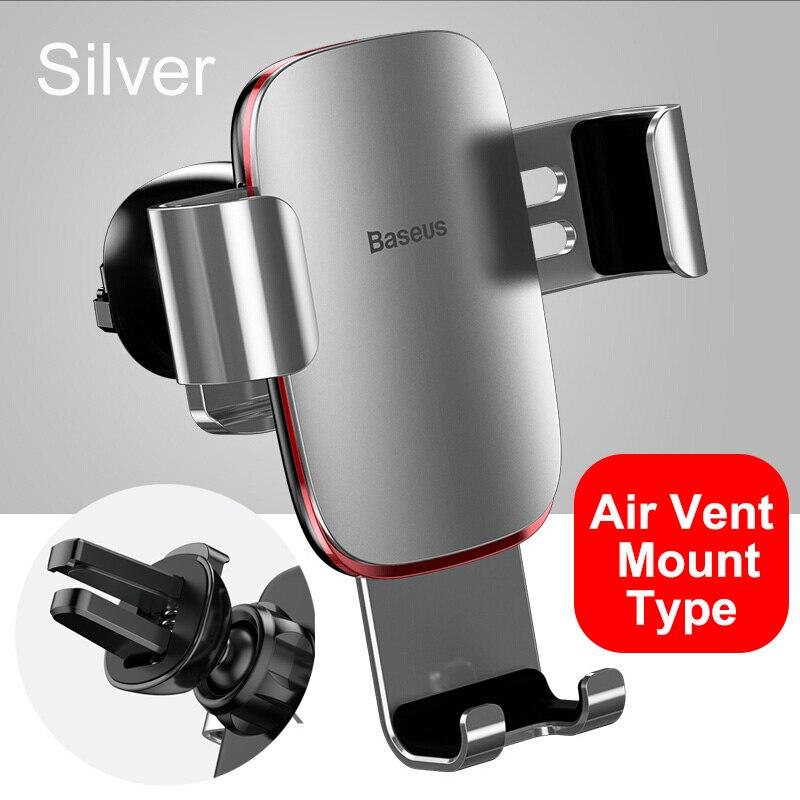 Air Vent SILVER