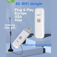 LDW931 4G wifi router dongle antenna esterna Mobile Wireless LTE modem USB nano Slot per schede SIM hotspot tascabile