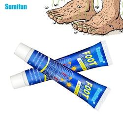 New Sumifun Foot Beriberi Cream Anti Fungal Plaster Itch Odor Peeling Blister Corn Chinese Herbal Antibacterial Ointment