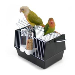 Portable Birdcage Parrot Cage