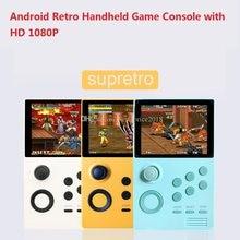 Pandora's box A19 Pandora's Box Android supretro портативная игровая консоль IPS экран Встроенный 3000 + игры 30 3D игр WiFi скачать