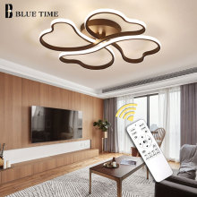 Modern Led Chandelier lamp Lighting Novelty Living Room Lustre Lamparas ceiling Lamp for Bedroom lampadario moderno chandeliers