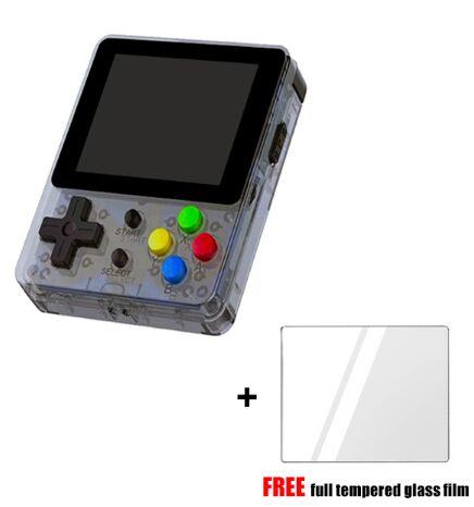 CoolbabyMini Console de jeu portable LDK jeu 2.6 pouces écran nostalgique enfants rétro jeu Mini famille TV Consoles vidéo