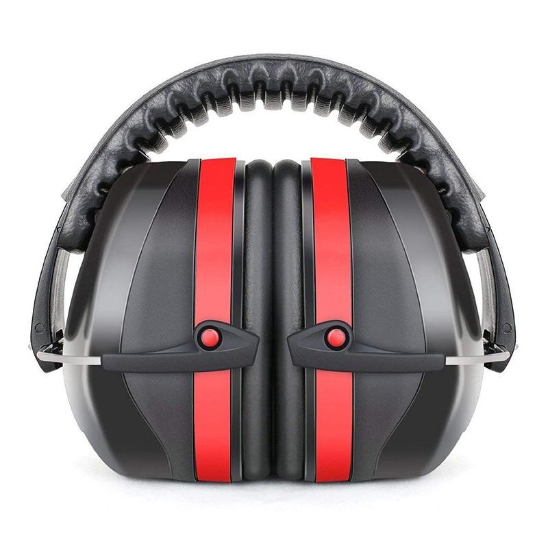 Складные регулируемые детские наушники, Защита слуха, защита ушей, шумоподавление, защита ушей, Прямая поставка