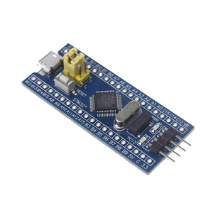 STM32F103C8T6 ARM STM32 минимальная системная плата модуля + 1 шт случайный цвет ST-Link V2 Mini STM8 симулятор загрузки