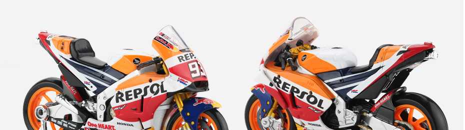 Moto GP Racing Motorcycle Toy Model Collection 44