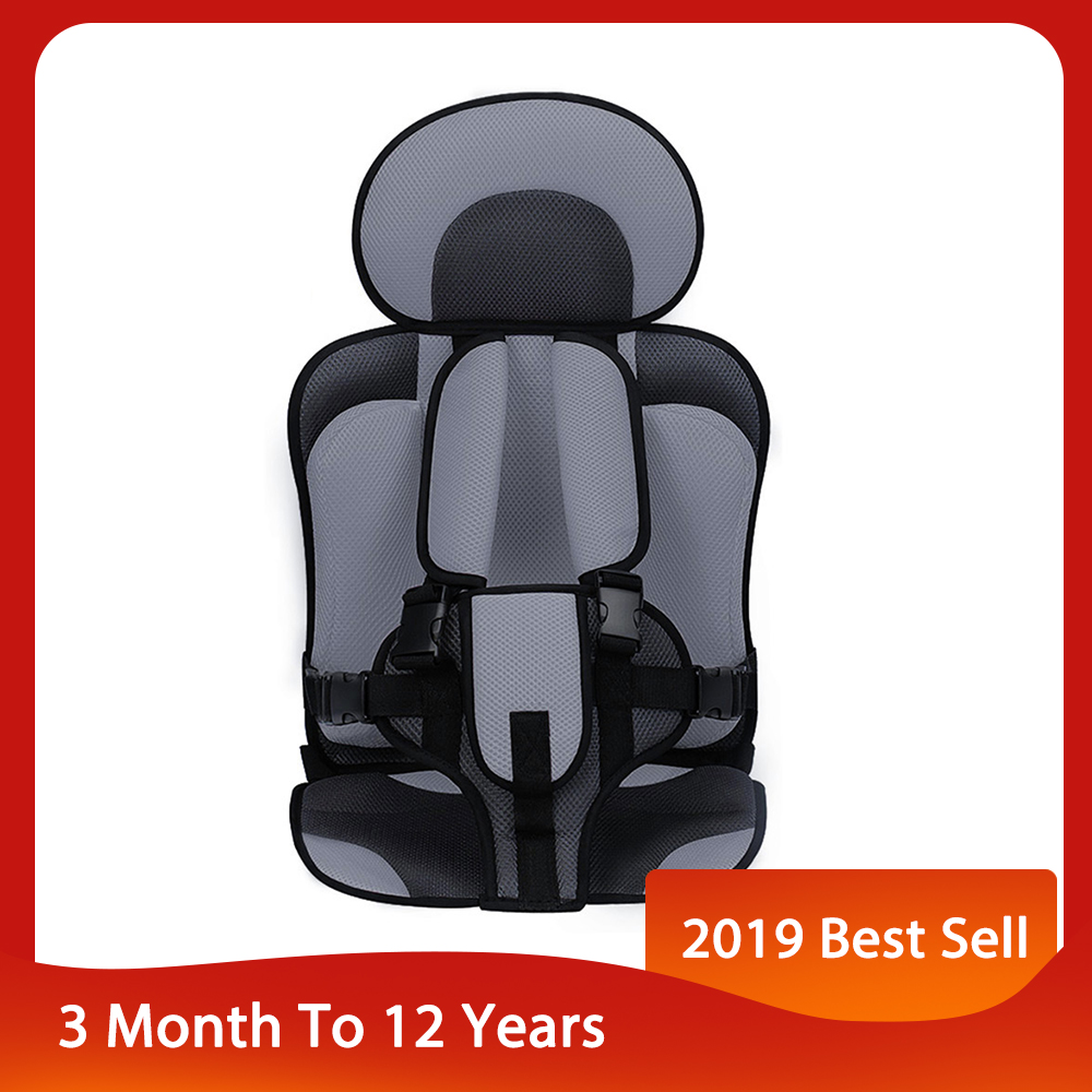 3M To 12Y Child Seat Baby Infant Seat Covers Portable Baby Seats Adjustable Baby Chair Stroller Seat Pad Updated Version