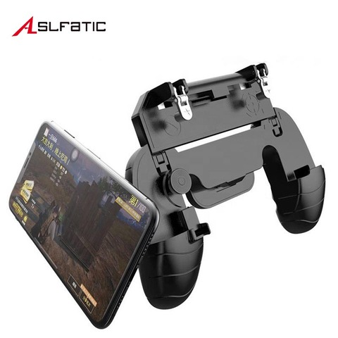 Pubg Mobile Controller Gamepad Gaming Phone Pupg Triggers Free Fire Cock Pugb Mobile Joystick Control For iOS Android Smartphone Pakistan