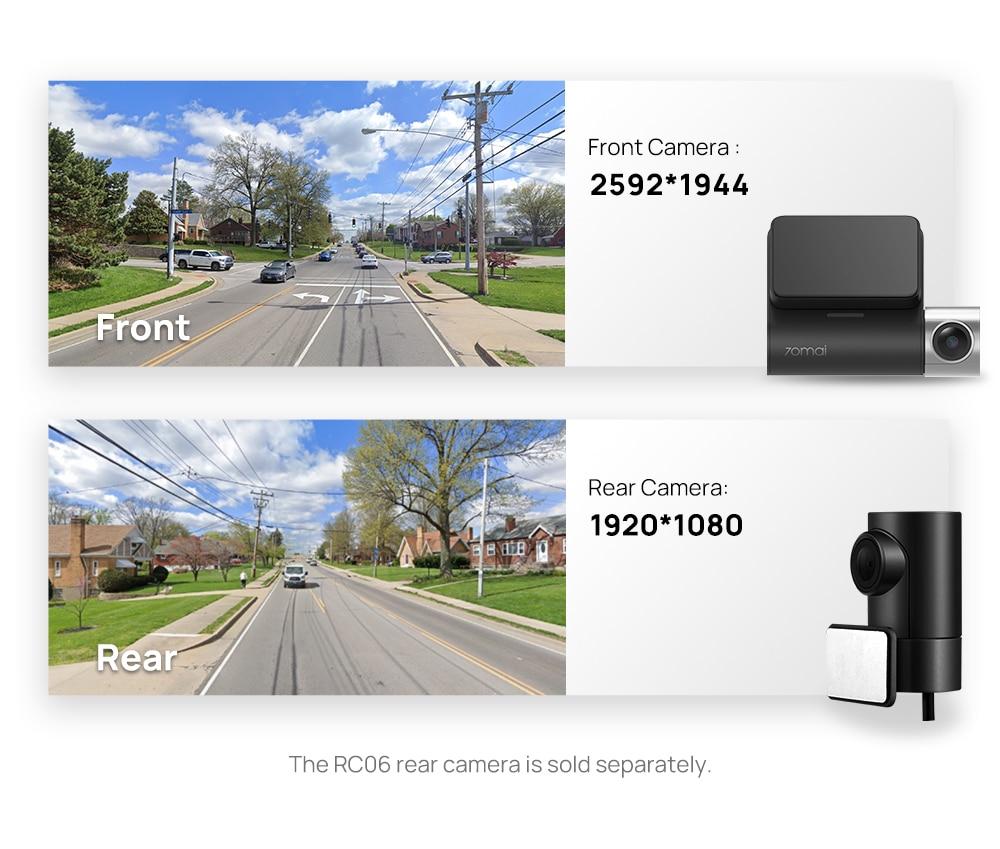 Xiaomi 70mai A500s Dash Cam Pro Plus+ GPS 5