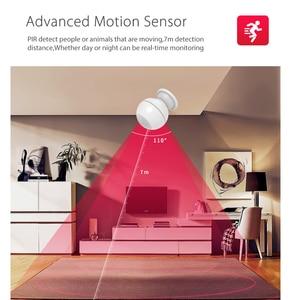 Image 4 - NEO Coolcam TUYA 스마트 와이파이 PIR 모션 센서 알람 수동 적외선 감지기 홈 오토메이션 홈 알람 시스템