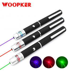 Green Red Purple Laser Pointer