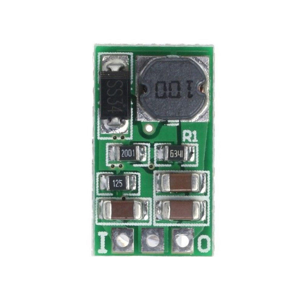 Mini 1A DC-DC Buck Step Down Converter Module 5-40V To 3V 3.3V 3.7V 5V 6V 7.5V 9V 12V Power Voltage Regulator