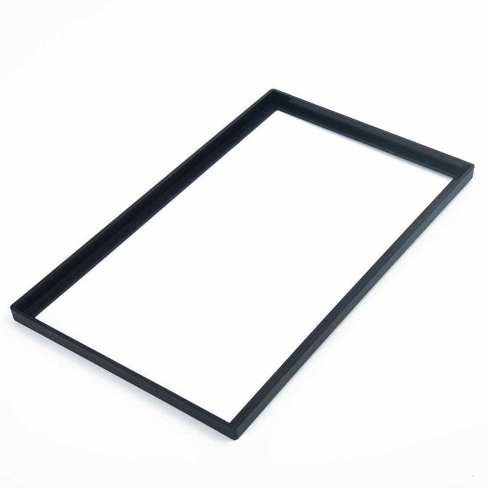Автомобильная 2Din установка приборной панели рамка металлическая для стерео DVD плеера 188*118 мм автомобильная аудио рамка украшение интерьера автомобиля
