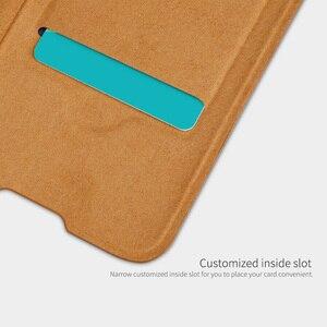 Image 5 - Nillkin Qin kitap Flip deri kılıf kapak için Huawei P40 Pro Pro + artı