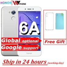 Honor 6A Play 2GB 16GB Original nouveau téléphone Mobile Snapdragon 430 Octa Core Android 7.0 5.0 pouces empreinte digitale ID