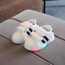 New Kids shoes Led shoes Casual Sport Running Shoes