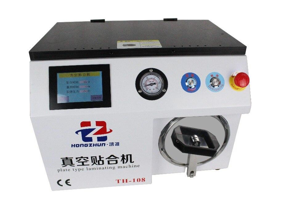 15 inch TH 108 Vacuum lamination machinefor LCDrepair Air bubble remover machine repair lcd refurbish oca laminator machi-in Power Tool Sets from Tools    3