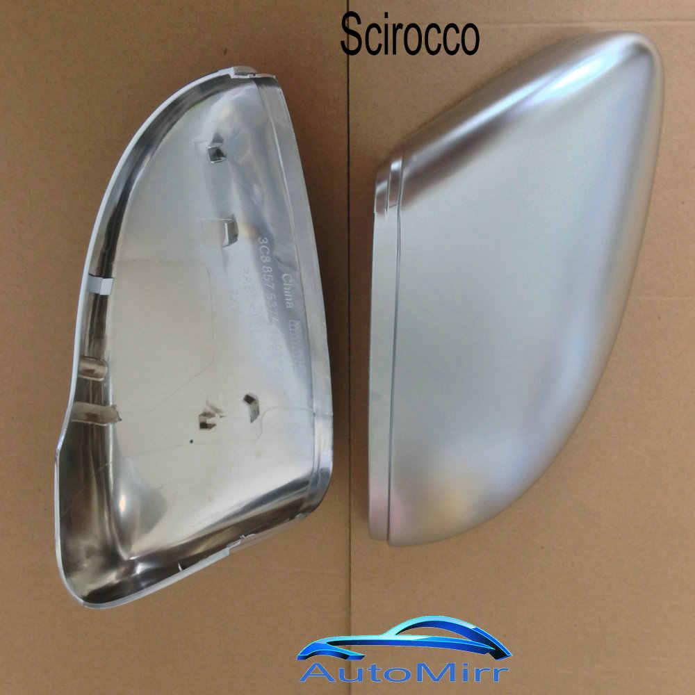 Kibowear For Vw Golf Gti 6 Mk6 R20 Matte Chrome Side Wing Mirror Covers Satin Caps Gtd Wing Mirror Cover Wing Mirrorchrome Mirror Cover Aliexpress