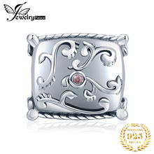 JewelryPalace Home Pillow 925 Sterling Silver Beads Charms Original Fit Bracelet original Jewelry Women