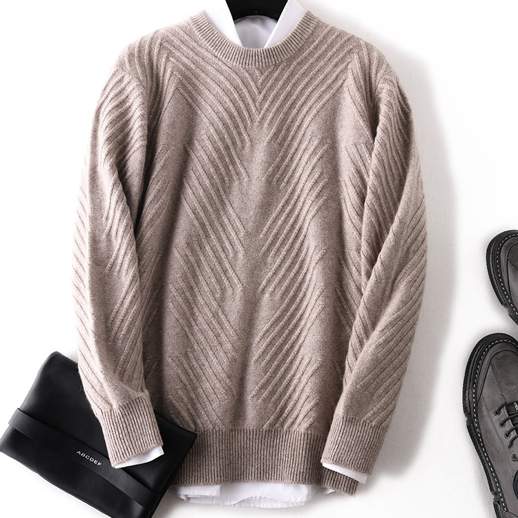 New winter woolen sweater men