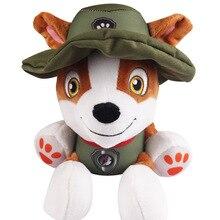 Щенячий патруль плюшевая собака аниме детские игрушки экшн фигурка плюшевая кукла модель плюшевый c наполнителем животные игрушка Щенячий патруль подарок на день рождения