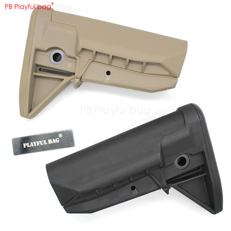 Outdoor CS Tactical BCM Duplicate Rear Support MOD1 Water Bullet Gun Modification FTM3 Jinming 9 HK416 DIY Toys Accessories KD58