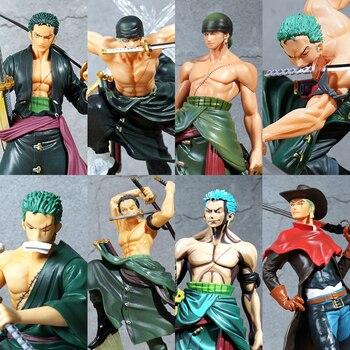 цена R. Zoro Collection One-Piece Anime Figure Action Toys Anime Action Figure Toy Action Figures One Piece Figure Anime Action Figur онлайн в 2017 году