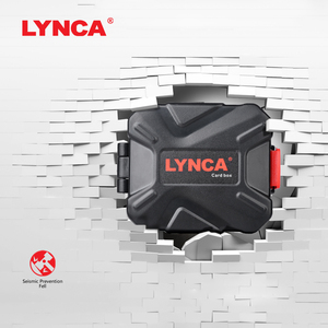 Image 3 - LYNCA Waterproof Memory Card Case Holder Storage Sim Micro TF SD Card Case Storage Box Holder Wallet Bag Carrying Pouce Case