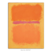 100% handmade oil painting shipped by DHL FEDEX UPS MARK ROTHKO Untitled 1959 Wall Art Picture For Living Room no frame