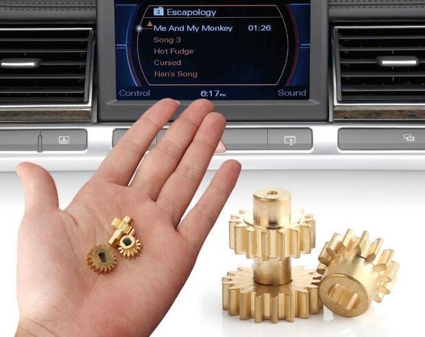Kit de Reparação de Tela De Artes cobre estender pçs/set 3 3pcs para Audi MMI A8 S8 Mecanismo 4E0857273D Caber 2003-2010